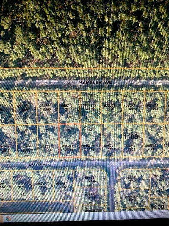 Boyd Avenue, North Port, FL 34286 (MLS #T3264376) :: The Price Group