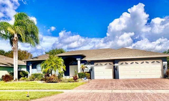 3736 Gaviota Drive, Sun City Center, FL 33573 (MLS #T3265368) :: The Price Group