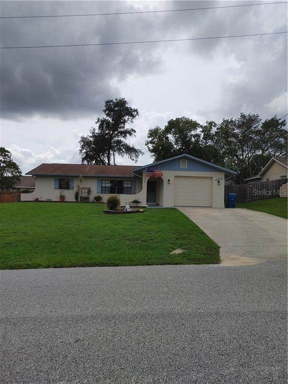 12004 Cavern Road, Spring Hill, FL 34609 (MLS #T3266004) :: Griffin Group