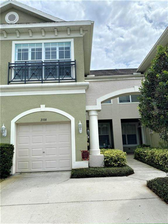 2108 Park Crescent Drive, Land O Lakes, FL 34639 (MLS #T3266597) :: Rabell Realty Group