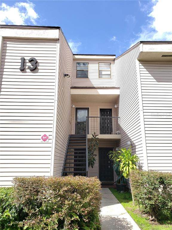 5138 Puritan Circle #1322, Tampa, FL 33617 (MLS #T3266725) :: Griffin Group