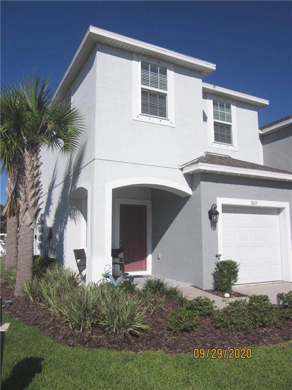 7015 Summer Holly Place, Riverview, FL 33578 (MLS #T3267584) :: Team Bohannon Keller Williams, Tampa Properties