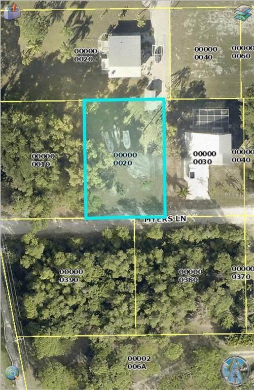 3822 Myers Lane, Saint James City, FL 33956 (MLS #T3271232) :: Premium Properties Real Estate Services