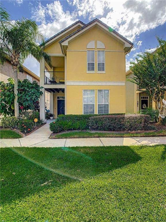 4005 Sand Palm Court, Tampa, FL 33624 (MLS #T3271368) :: The Duncan Duo Team