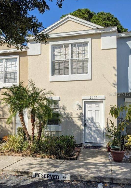6630 121ST Avenue #4, Largo, FL 33773 (MLS #T3271451) :: Dalton Wade Real Estate Group