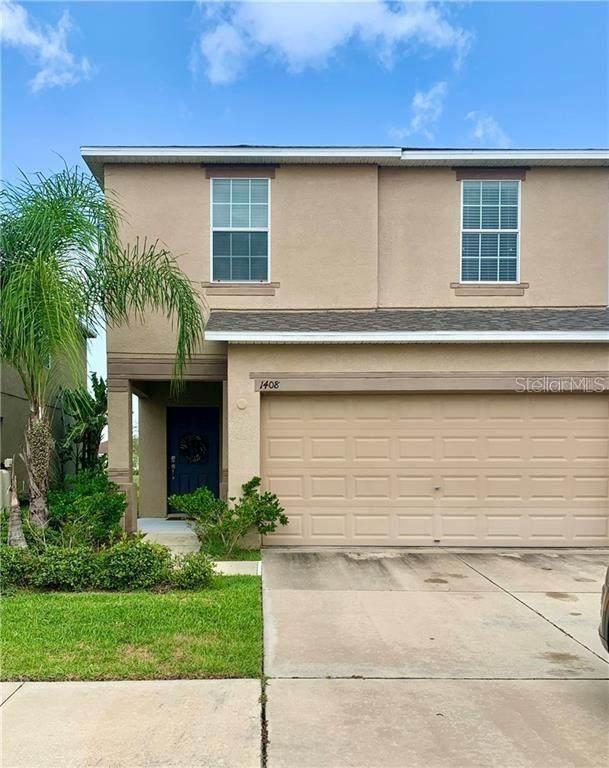 1408 Trailwater Street, Ruskin, FL 33570 (MLS #T3271948) :: Frankenstein Home Team