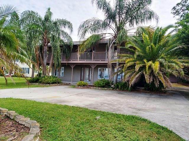 307 Edgewater Drive, Dunedin, FL 34698 (MLS #T3272359) :: The Paxton Group
