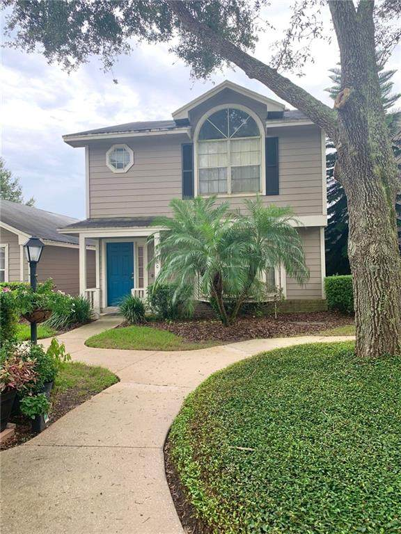 12320 Shady Spring Way #104, Orlando, FL 32828 (MLS #T3272480) :: Rabell Realty Group