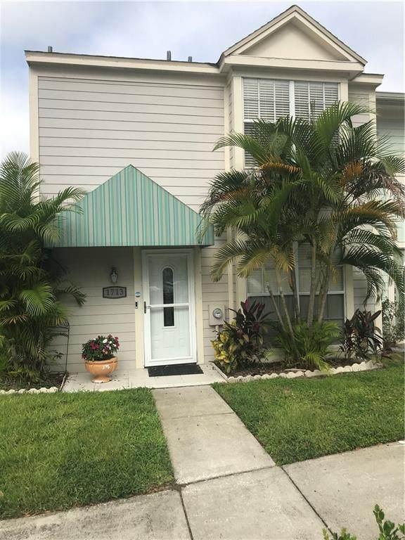 1713 Mill Run Circle, Tampa, FL 33613 (MLS #T3276581) :: The Price Group