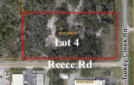 Turkey Creek Road, Plant City, FL 33566 (MLS #T3280910) :: The Heidi Schrock Team