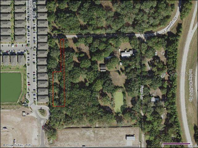 4817 Foxworth Road, Riverview, FL 33578 (MLS #T3283428) :: The Kardosh Team