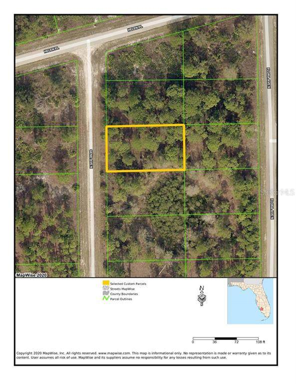 3406 Gene Avenue N, Lehigh Acres, FL 33971 (MLS #T3284681) :: Sarasota Home Specialists