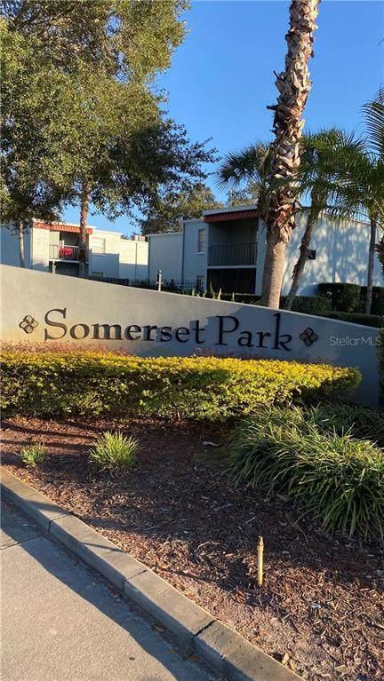 2830 Somerset Park Drive #201, Tampa, FL 33613 (MLS #T3286529) :: Delta Realty, Int'l.