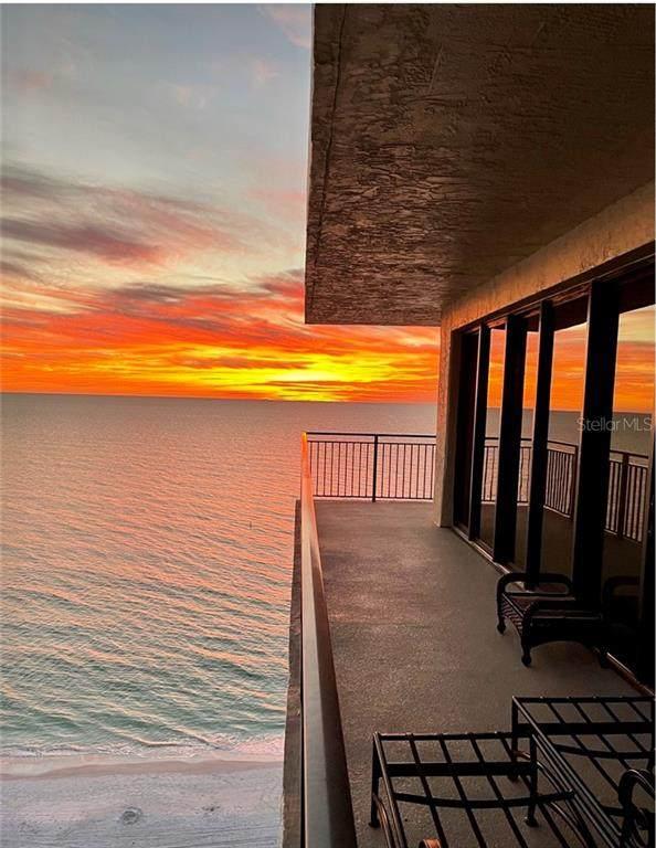 7650 Bayshore Drive #1202, Treasure Island, FL 33706 (MLS #T3288768) :: Lockhart & Walseth Team, Realtors