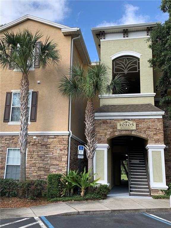 10105 Courtney Oaks Circle #302, Tampa, FL 33619 (MLS #T3289444) :: Team Borham at Keller Williams Realty