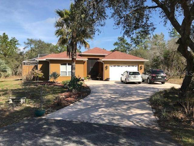 12020 Robina Road, Weeki Wachee, FL 34614 (MLS #T3290258) :: Sarasota Property Group at NextHome Excellence