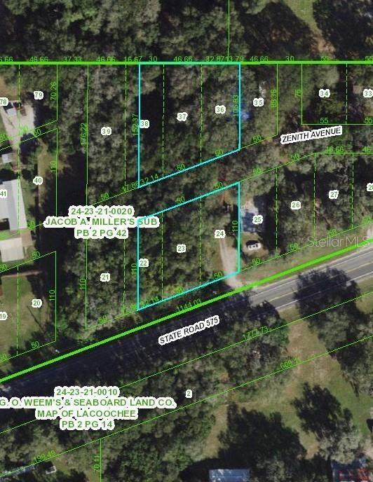 Sr 575, Dade City, FL 33523 (MLS #T3291312) :: Team Borham at Keller Williams Realty