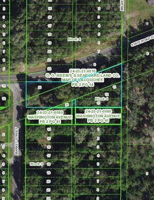 Sr 575, Dade City, FL 33525 (MLS #T3291318) :: Team Borham at Keller Williams Realty