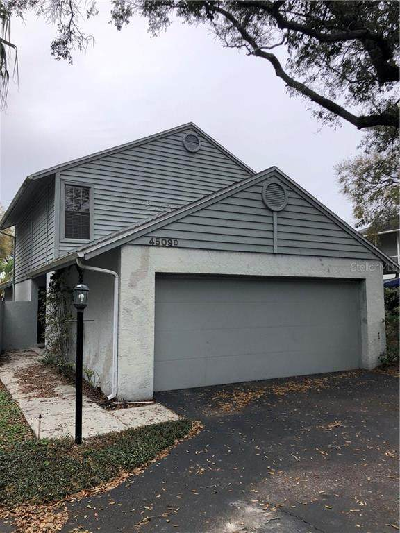 4509 W Fig Street D, Tampa, FL 33609 (MLS #T3291843) :: The Brenda Wade Team
