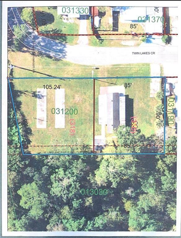 310 Twin Lakes Circle, Lakeland, FL 33815 (MLS #T3292781) :: Team Bohannon Keller Williams, Tampa Properties