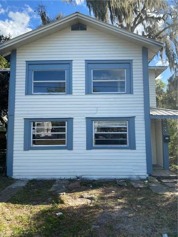 402 Lenox Street, Lakeland, FL 33803 (MLS #T3292960) :: Realty One Group Skyline / The Rose Team