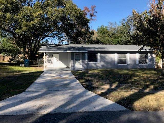27183 Thorncrest Avenue, Brooksville, FL 34602 (MLS #T3294281) :: Sarasota Property Group at NextHome Excellence