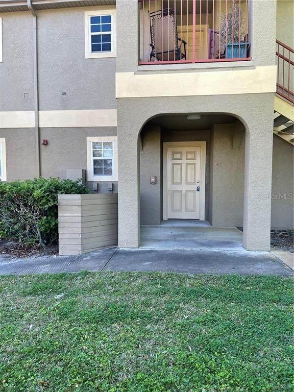 36015 Deer Creek Dr #105, Zephyrhills, FL 33541 (MLS #T3294387) :: The Brenda Wade Team