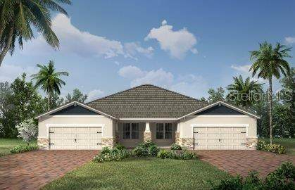 8749 Rain Song Road #400, Sarasota, FL 34238 (MLS #T3297649) :: Sarasota Gulf Coast Realtors