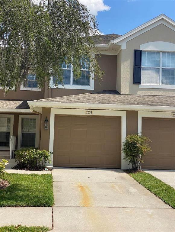 2038 Kings Palace Drive #2036, Riverview, FL 33578 (MLS #T3299180) :: Team Bohannon Keller Williams, Tampa Properties