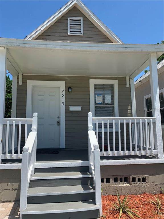 2513 W Palmetto Street, Tampa, FL 33607 (MLS #T3299792) :: Armel Real Estate