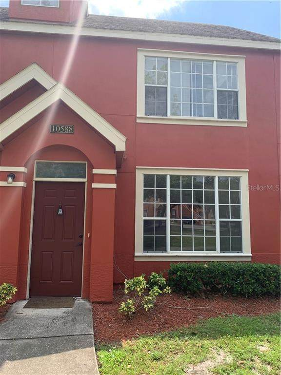 10588 Windsor Lake Court #10588, Tampa, FL 33626 (MLS #T3301639) :: Team Bohannon Keller Williams, Tampa Properties
