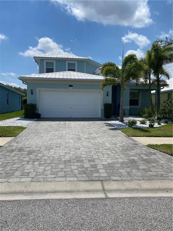443 Bahama Grande Boulevard, Apollo Beach, FL 33572 (MLS #T3301851) :: GO Realty