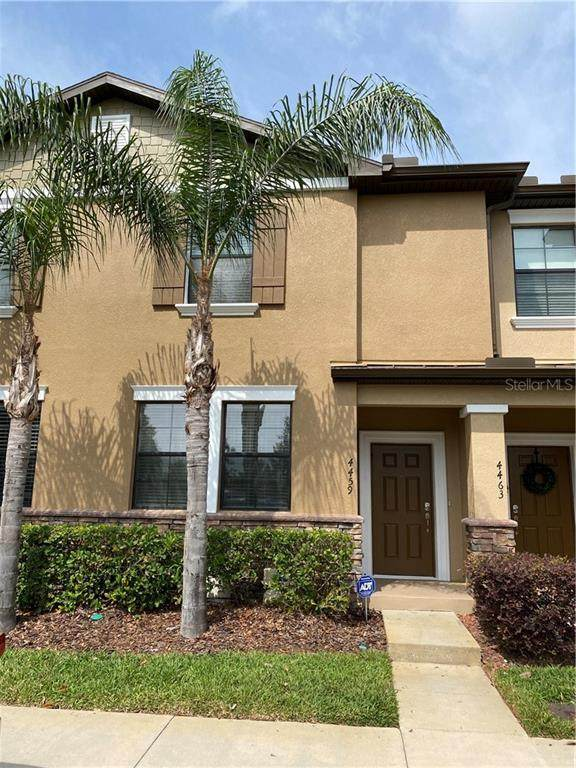 4459 Fennwood Court, Wesley Chapel, FL 33543 (MLS #T3301873) :: Team Bohannon Keller Williams, Tampa Properties