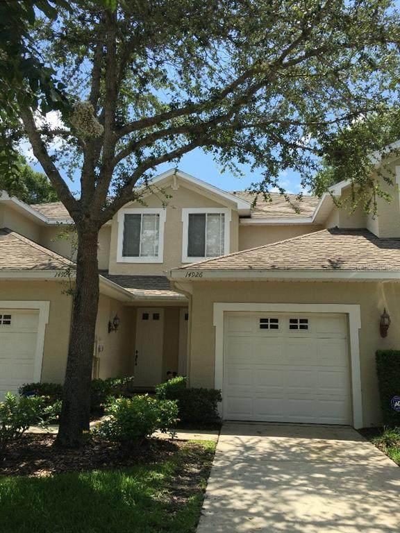 14926 Salamander Place, Tampa, FL 33625 (MLS #T3304297) :: Team Bohannon