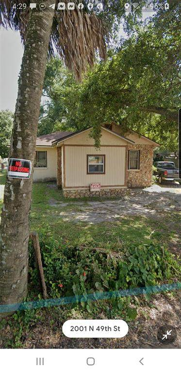 2001 N 49TH Street, Tampa, FL 33605 (MLS #T3304437) :: Kelli and Audrey at RE/MAX Tropical Sands
