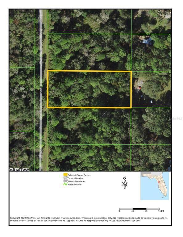Vicki St, Inglis, FL 34449 (MLS #T3304695) :: Gate Arty & the Group - Keller Williams Realty Smart