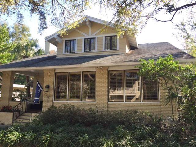 1608 W Morrison Avenue, Tampa, FL 33606 (MLS #T3305506) :: Griffin Group