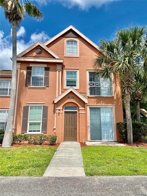 9318 Lake Chase Island Way #9318, Tampa, FL 33626 (MLS #T3305626) :: Premier Home Experts