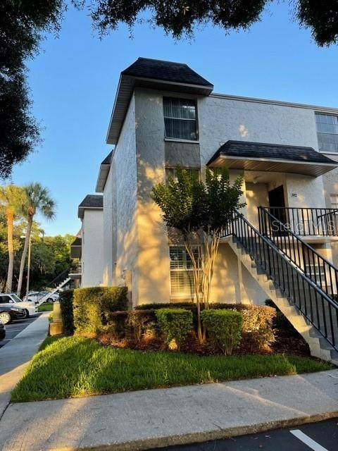 107 Caldwell Drive #303, Brandon, FL 33510 (MLS #T3305898) :: New Home Partners