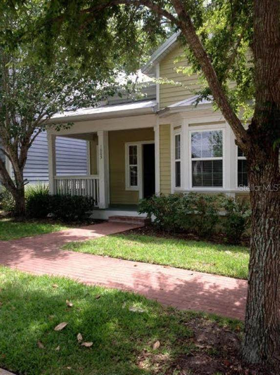 1003 NW 50TH Terrace, Gainesville, FL 32605 (MLS #T3306674) :: Team Borham at Keller Williams Realty