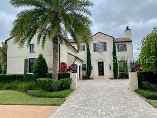 10212 Carthay Drive, Orlando, FL 32836 (MLS #T3307085) :: The Kardosh Team