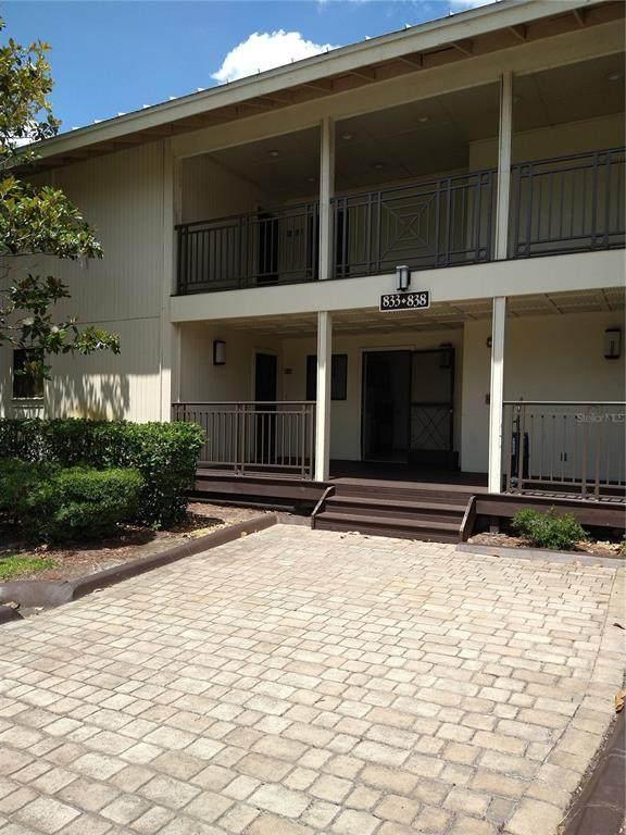 4752 Fox Hunt Drive #834, Wesley Chapel, FL 33543 (MLS #T3309606) :: Tuscawilla Realty, Inc