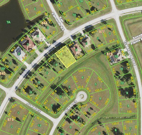 16242 Cape Horn Boulevard, Punta Gorda, FL 33955 (MLS #T3312011) :: Frankenstein Home Team