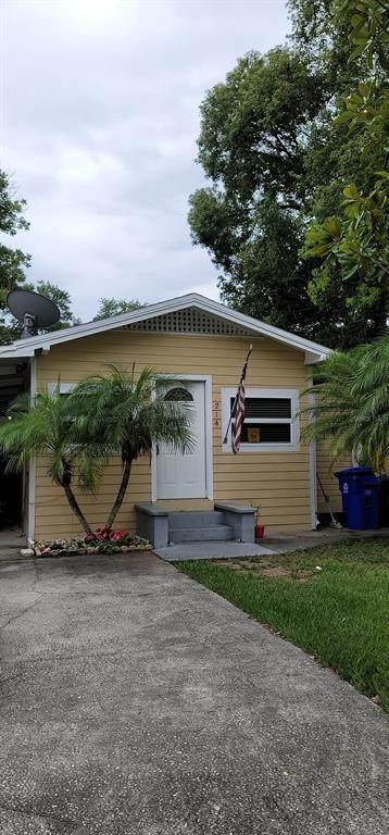 214 W Park Street, Lakeland, FL 33803 (MLS #T3313721) :: Griffin Group