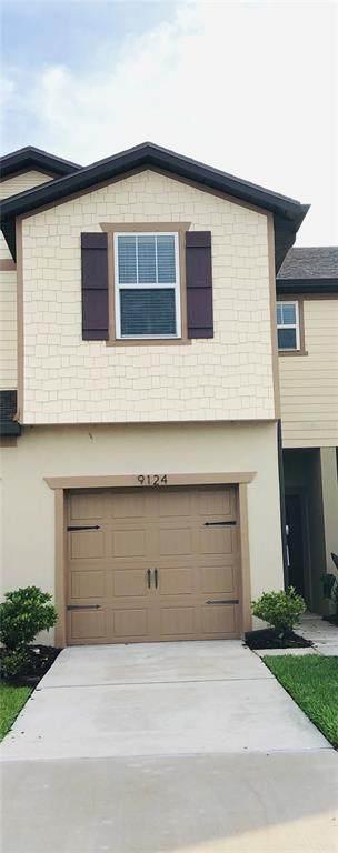 9124 Hillcroft Drive, Riverview, FL 33578 (MLS #T3313904) :: Team Bohannon
