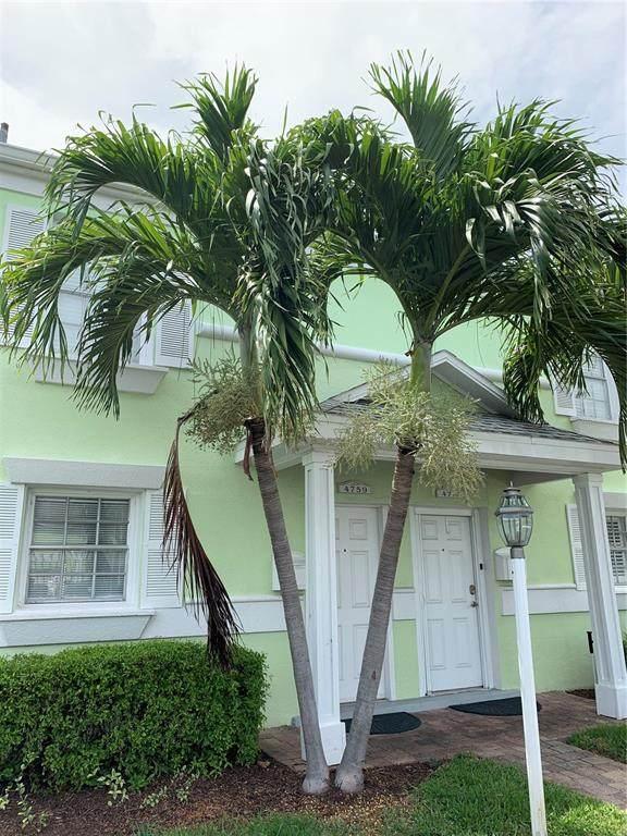 4759 Coquina Key Drive SE #4759, St Petersburg, FL 33705 (MLS #T3314044) :: Keller Williams Realty Peace River Partners