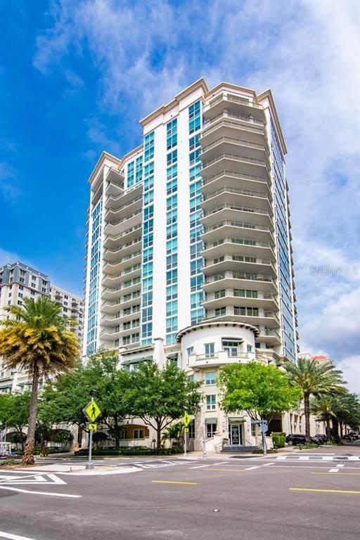 450 Knights Run Avenue #1104, Tampa, FL 33602 (MLS #T3314321) :: Zarghami Group