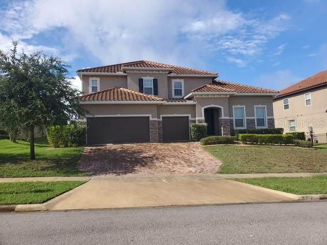 1733 Bella Lago Drive, Clermont, FL 34711 (MLS #T3315604) :: Expert Advisors Group