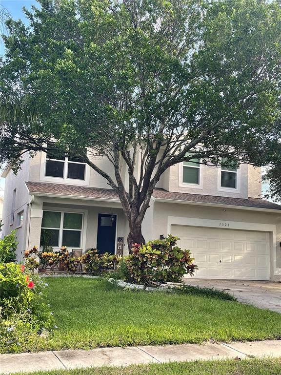 3028 Savannah Oaks Circle, Tarpon Springs, FL 34688 (MLS #T3319135) :: Zarghami Group