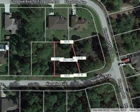 LOT 12 Nardello Avenue, North Port, FL 34288 (MLS #T3320098) :: Zarghami Group